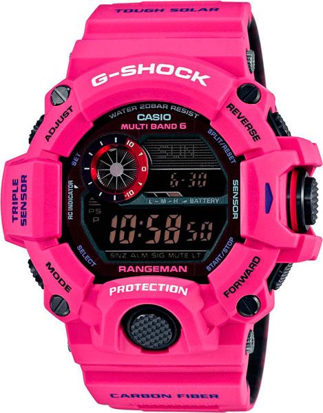 Мужские часы Casio GW-9400SRJ-4E мужские часы casio gw 9400 1e