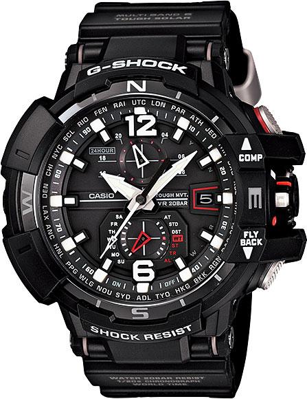 Мужские часы Casio GW-A1100-1A casio gw a1100 1a3