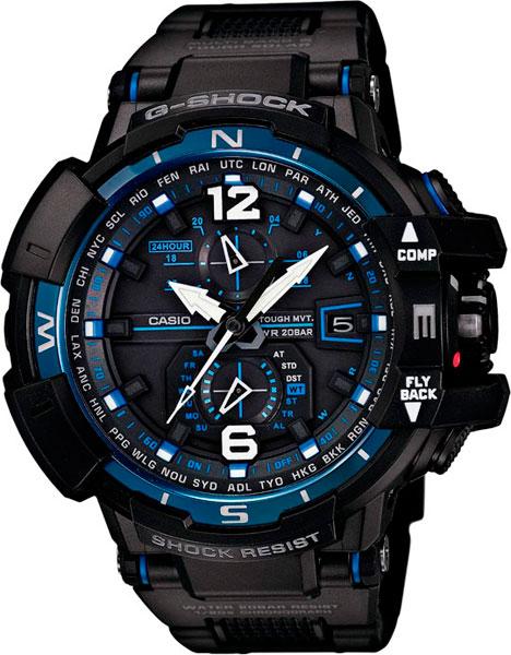 Мужские часы Casio GW-A1100FC-1A часы casio gw m5610 1e