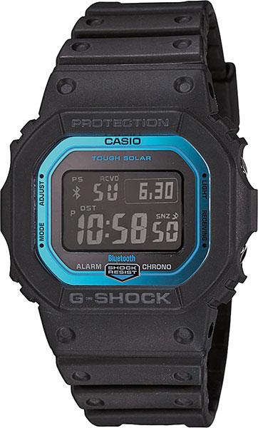 цена Мужские часы Casio GW-B5600-2E онлайн в 2017 году