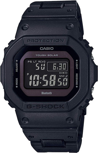 Мужские часы Casio GW-B5600BC-1B мужские часы casio gw 9400 3e