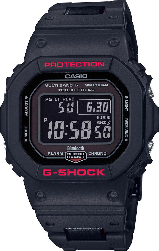 Мужские часы Casio GW-B5600HR-1ER мужские часы casio gw 9400 3e