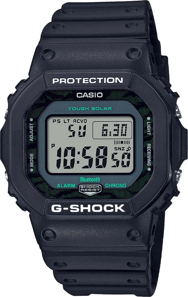 Мужские часы Casio GW-B5600MG-1ER