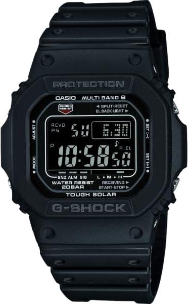 Мужские часы Casio GW-M5610-1B мужские часы casio gw m5610 1e