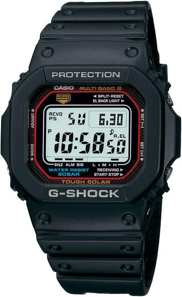 Мужские часы Casio GW-M5610-1E casio g shock gw 9400 1e