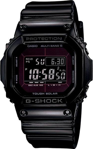 Мужские часы Casio GW-M5610BB-1E мужские часы casio gw 9400 1e
