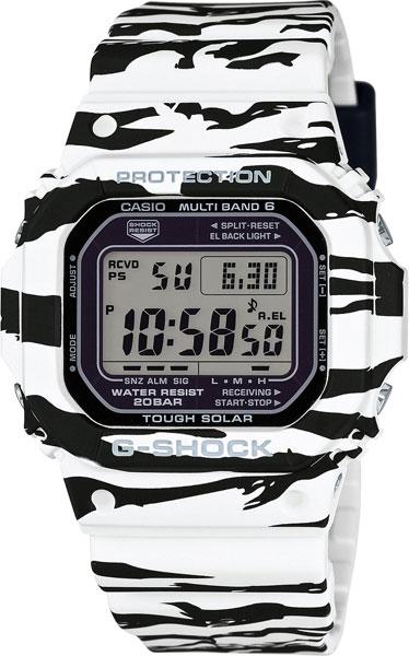 Мужские часы Casio GW-M5610BW-7E часы casio gw m5610 1e