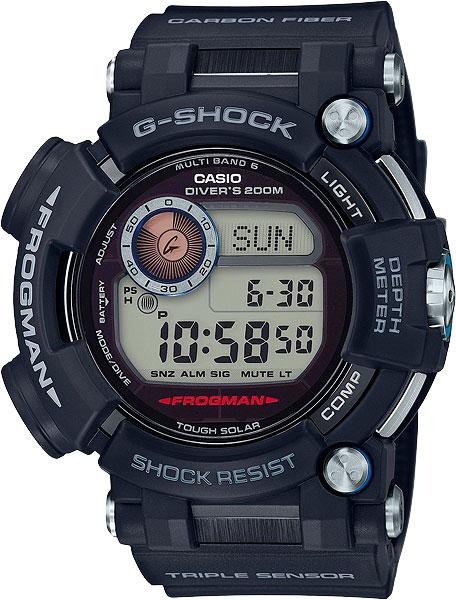 Мужские часы Casio GWF-D1000-1E casio prw 3500 1e