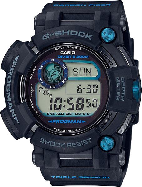 Мужские часы Casio GWF-D1000B-1E casio prw 3500 1e