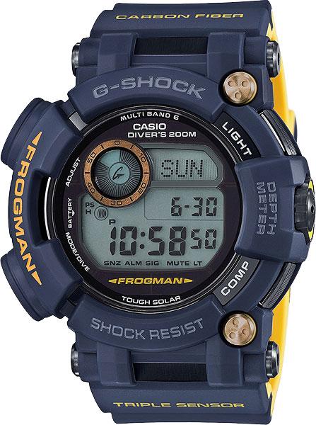 Мужские часы Casio GWF-D1000NV-2E casio bga 200dt 2e