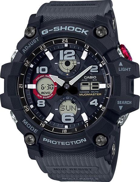 Мужские часы Casio GWG-100-1A8