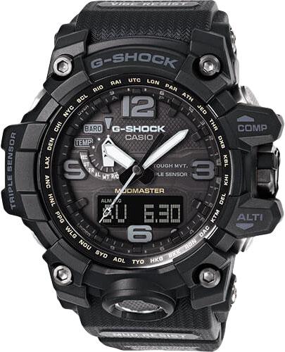 цена Мужские часы Casio GWG-1000-1A1 в интернет-магазинах