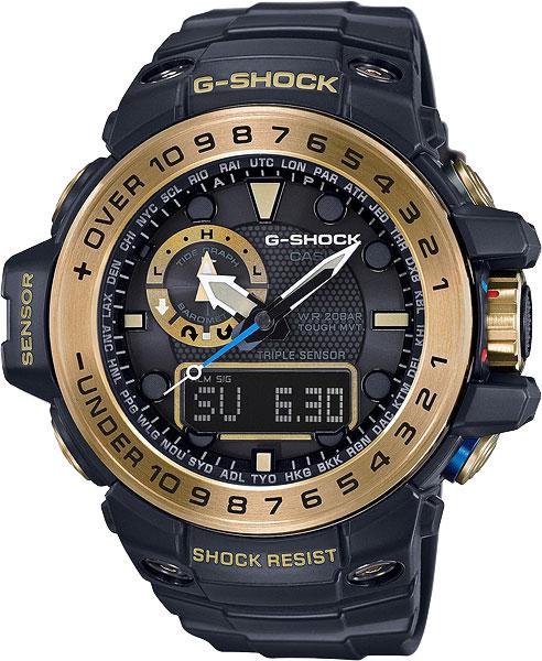 Мужские часы Casio GWN-1000GB-1A
