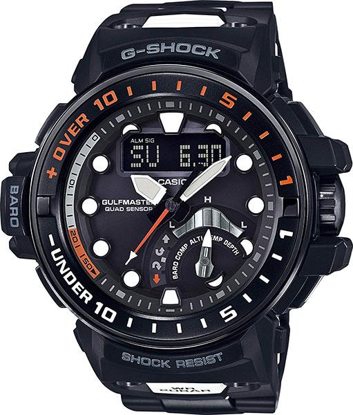 Мужские часы Casio GWN-Q1000MC-1A