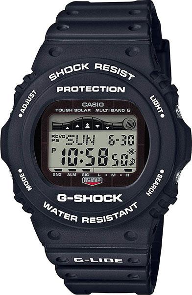 Мужские часы Casio GWX-5700CS-1E цена 2017