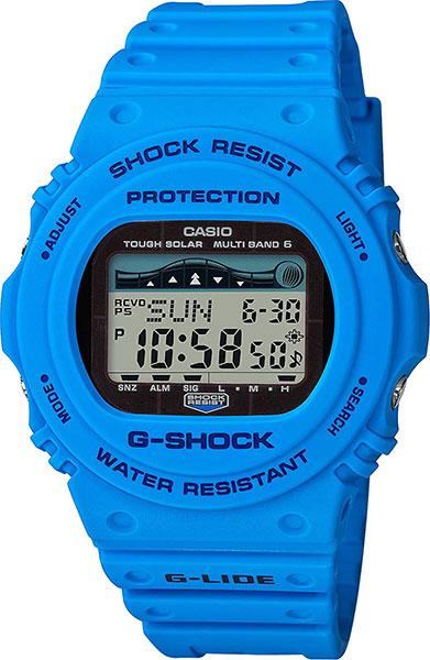 Мужские часы Casio GWX-5700CS-2E мужские часы casio dw 6900zb 2e