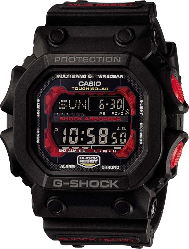 Мужские часы Casio GXW-56-1AER