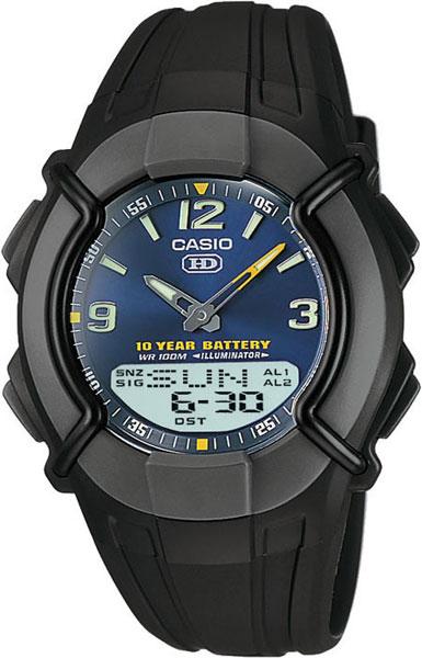 Мужские часы Casio HDC-600-2B