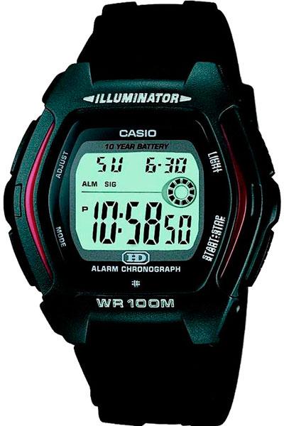Мужские часы Casio HDD-600-1A