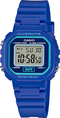 Женские часы Casio LA-20WH-2A цена и фото