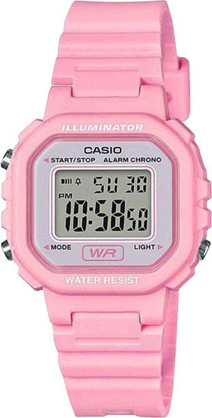 Женские часы Casio LA-20WH-4A1