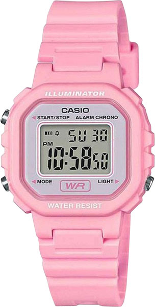 Женские часы Casio LA-20WH-4A1 цена и фото