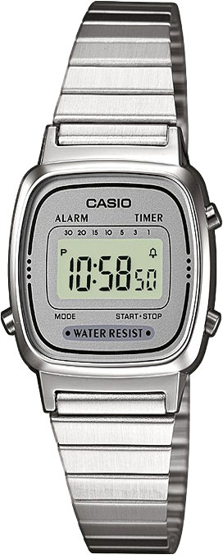 Женские часы Casio LA-670WEA-7E все цены