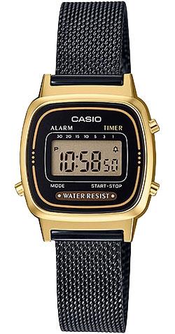 Женские часы Casio LA-670WEMB-1E