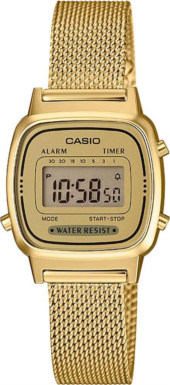 Женские часы Casio LA-670WEMY-9E все цены