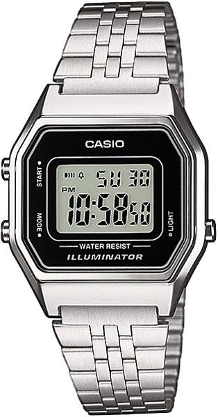 Женские часы Casio LA-680WEA-1E
