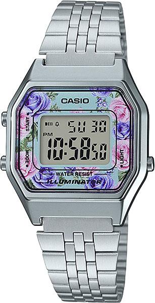 цена на Женские часы Casio LA-680WEA-2C