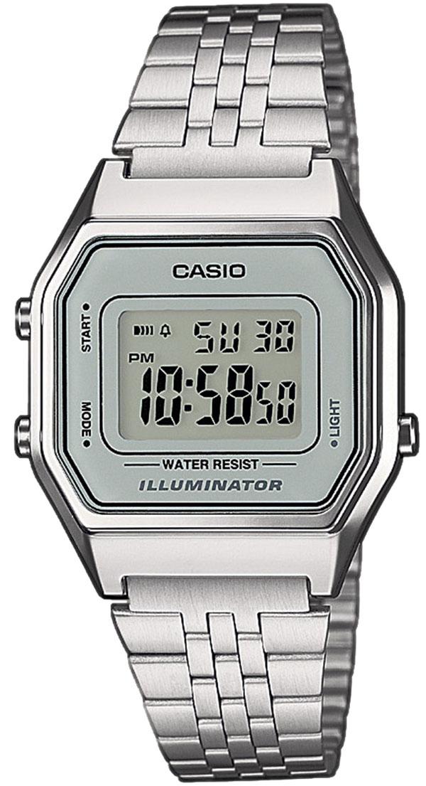Женские часы Casio LA-680WEA-7E цена и фото