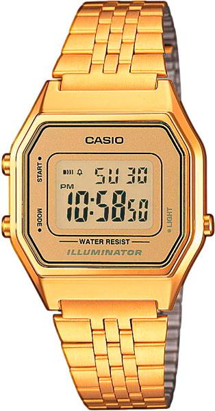 Женские часы Casio LA-680WEGA-9E цена и фото