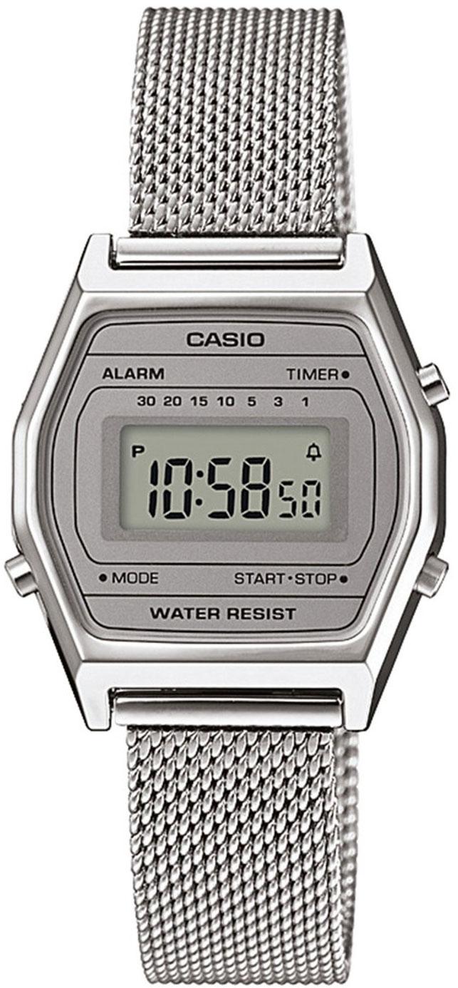 Женские часы Casio LA-690WEM-7E цена