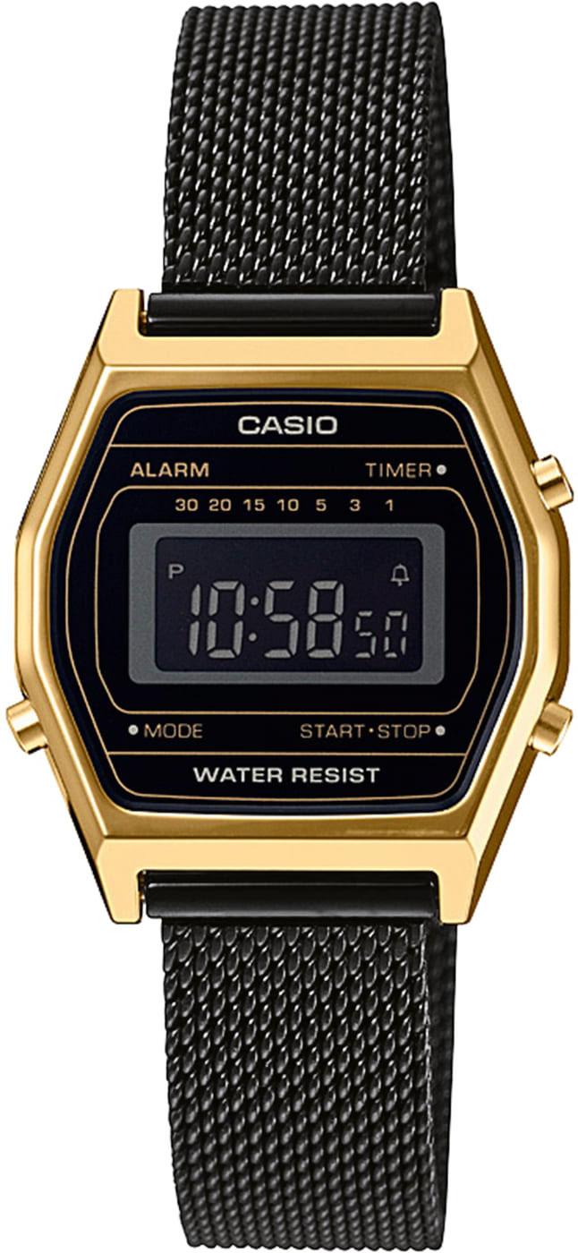 Женские часы Casio LA-690WEMB-1B цена и фото