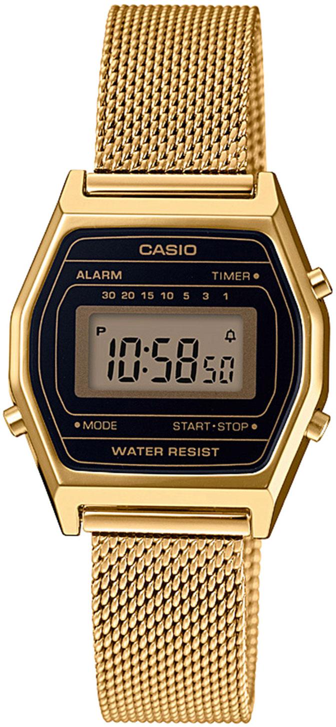 Женские часы Casio LA-690WEMY-1E цена и фото