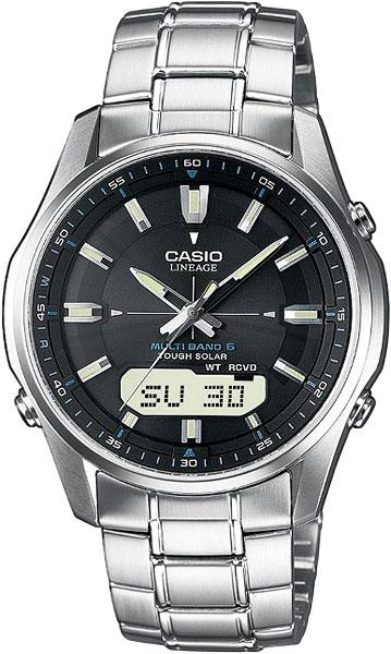Мужские часы Casio LCW-M100DSE-1A casio lineage liw m700d 1a