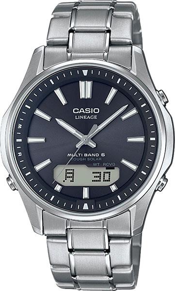 Мужские часы Casio LCW-M100TSE-1A все цены