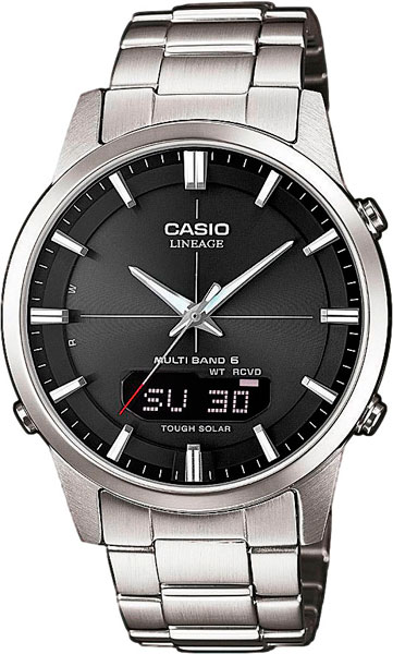 Мужские часы Casio LCW-M170D-1A мужские часы casio lcw m180d 7a