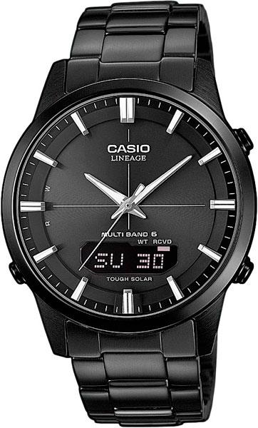 Мужские часы Casio LCW-M170DB-1A casio lcw m100dse 1a casio