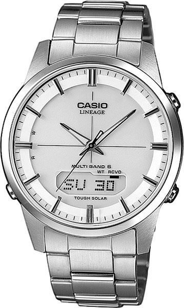 Мужские часы Casio LCW-M170TD-7A мужские часы casio lcw m180d 7a