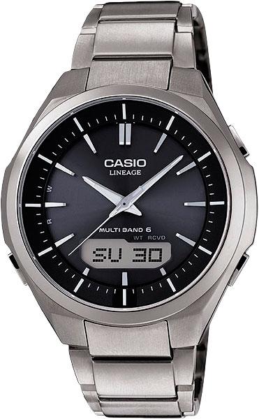 Мужские часы Casio LCW-M500TD-1A мужские часы casio lcw m170d 1a