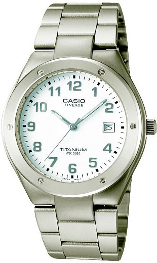 Мужские часы Casio LIN-164-7A casio sheen multi hand shn 3013d 7a