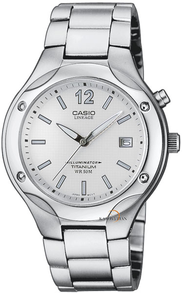 цена Мужские часы Casio LIN-165-8B онлайн в 2017 году