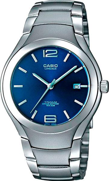 цена Мужские часы Casio LIN-169-2A онлайн в 2017 году