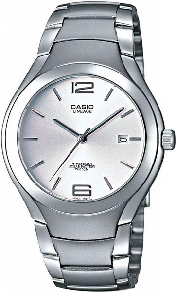 Мужские часы Casio LIN-169-7A casio sheen multi hand shn 3013d 7a