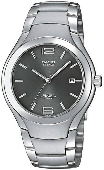 цена Мужские часы Casio LIN-169-8A онлайн в 2017 году