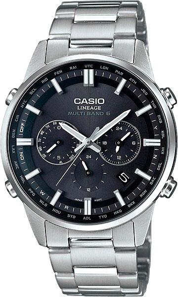 Мужские часы Casio LIW-M700D-1A casio lineage liw m700d 1a