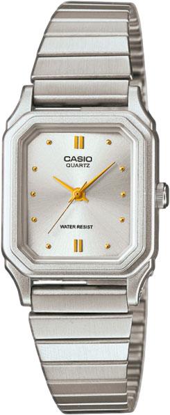 Женские часы Casio LQ-400D-7A casio часы casio lq 400d 1a коллекция analog