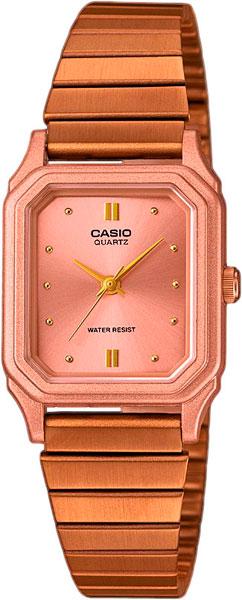 Женские часы Casio LQ-400R-5A casio lq 400d 1a casio